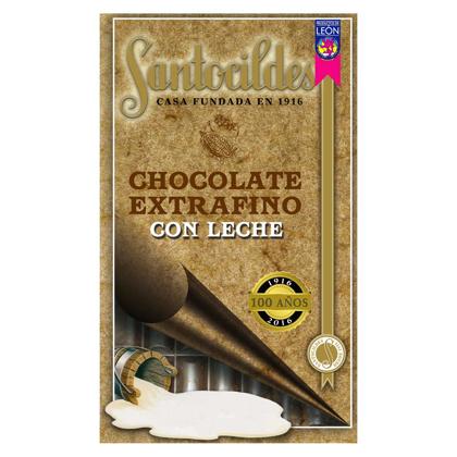Chocolate Extrafino con Leche 200 grs