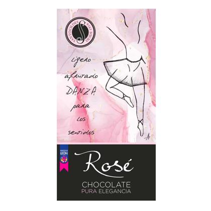 Foto de Chocolate Santocildes Rosé